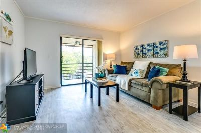 Coral Springs Condo/Townhouse Backup Contract-Call LA: 3351 NW 85th Ave #314