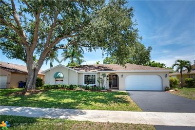 Cooper City Single Family Home For Sale: 5226 SW 116th Ter