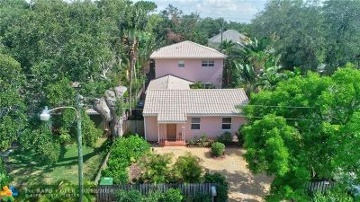Fort Lauderdale Multi Family Home For Sale: 1-2 SW 17th