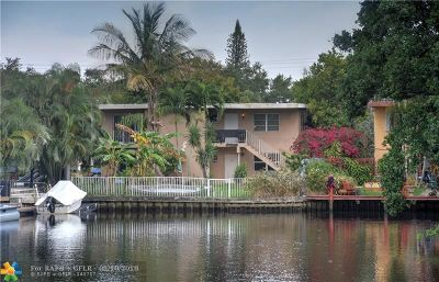 Fort Lauderdale Multi Family Home For Sale: 285 NE 17th Ct