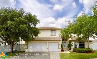 Sunrise Single Family Home Backup Contract-Call LA: 827 NW 131st Ave