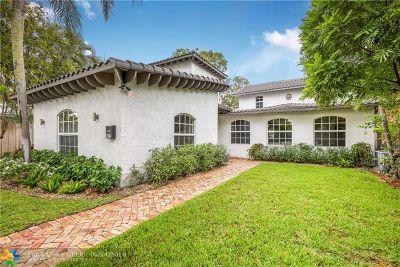 Victoria Park Single Family Home For Sale: 625 NE 15th Ave