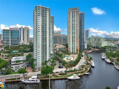 Fort Lauderdale Condo/Townhouse Backup Contract-Call LA: 511 SE 5th Ave #1620