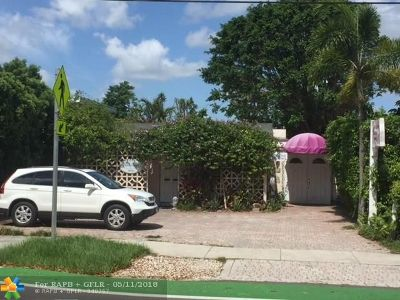 Fort Lauderdale Multi Family Home For Sale: 1805 N Dixie Hwy