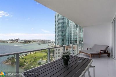 Miami Condo/Townhouse Backup Contract-Call LA: 2020 N Bayshore Dr #2108