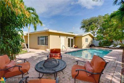 Boca Raton Single Family Home For Sale: 2660 NE 2nd Avenue