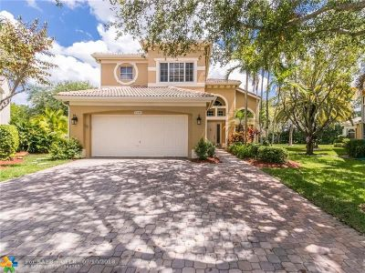 Coral Springs Single Family Home For Sale: 5805 NW 125th Ave