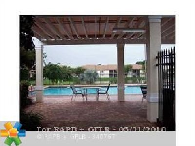 Margate Condo/Townhouse Backup Contract-Call LA: 3382 Concert Ln. #111