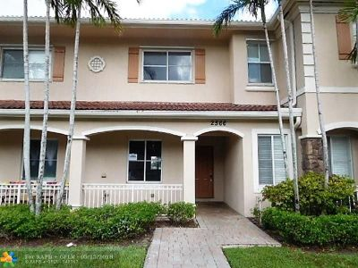 Miramar Condo/Townhouse For Sale: 2566 SW 82nd Ave #27-104