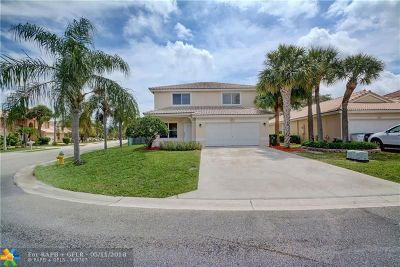 Coconut Creek Single Family Home For Sale: 6270 NW 41st Way