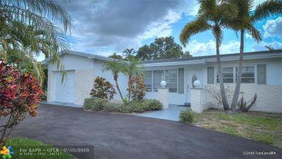 Pembroke Pines Single Family Home Backup Contract-Call LA: 2201 NW 84th Ter