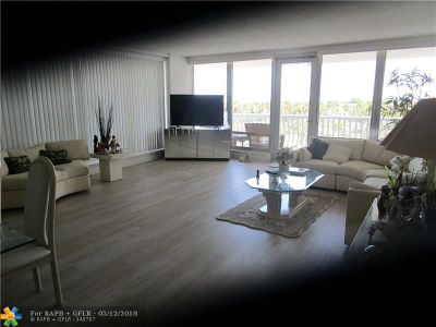 Fort Lauderdale FL Condo/Townhouse For Sale: $449,000