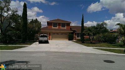 Boynton Beach Single Family Home For Sale: 6068 Terra Rosa Cir