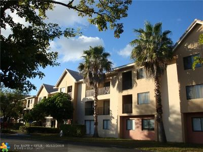 Coral Springs Condo/Townhouse For Sale: 10001 W Atlantic Blvd #123