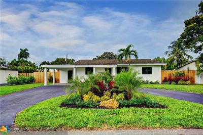 Wilton Manors Single Family Home For Sale: 2125 NW 2nd Ave