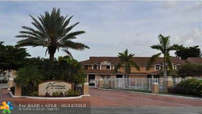 Miramar Condo/Townhouse For Sale: 2165 SW 80th Ter #2165