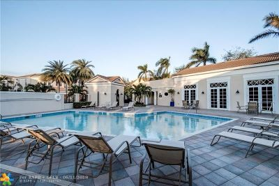 Boca Raton Condo/Townhouse For Sale: 815 NW 82nd Place #815