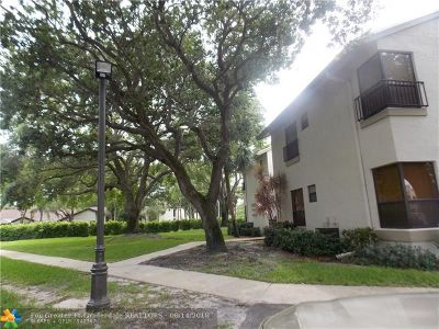 Coconut Creek Condo/Townhouse For Sale: 3595 NW 35th St #1639
