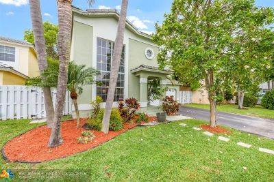 Coconut Creek FL Single Family Home For Sale: $339,900