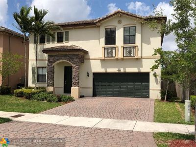 Miami Single Family Home For Sale: 4324 SW 164th Path