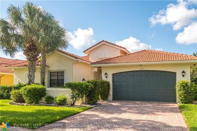 Boynton Beach Single Family Home For Sale: 7019 Antinori Ln