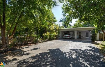 Fort Lauderdale Multi Family Home For Sale: 1725 NE 2nd Ave