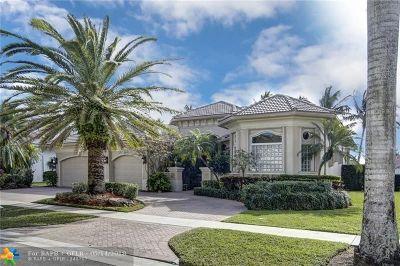 Plantation Single Family Home For Sale: 660 Cardinal St