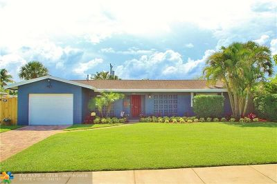 Fort Lauderdale Single Family Home For Sale: 1511 SW 34th Ave