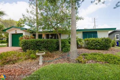 Pembroke Pines Single Family Home Backup Contract-Call LA: 8741 NW 10th St