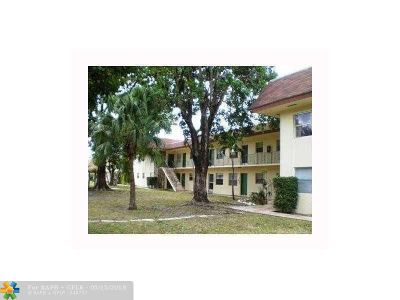 Lauderdale Lakes Condo/Townhouse Backup Contract-Call LA: 4780 NW 24th Ct #C105