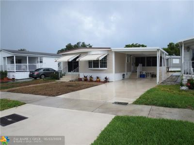 Fort Lauderdale Single Family Home Backup Contract-Call LA: 5100 SW 24th Ave