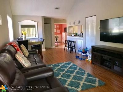 Coral Springs Rental For Rent: 1140 Coral Club Dr #1140