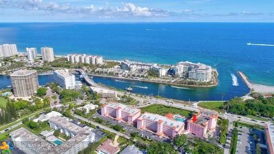 Boca Raton Condo/Townhouse For Sale: 1099 S Ocean Blvd #405