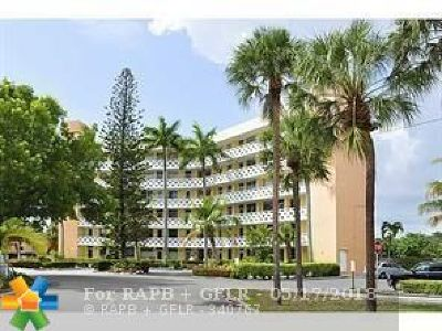 Fort Lauderdale Condo/Townhouse For Sale: 2400 NE 9th St #203