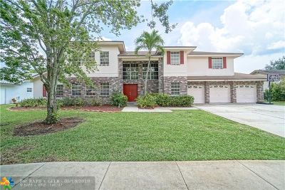 Pembroke Pines Single Family Home Backup Contract-Call LA: 301 NW 202nd Ter