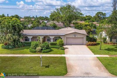 Coconut Creek Single Family Home Backup Contract-Call LA: 4081 Coconut Creek Blvd