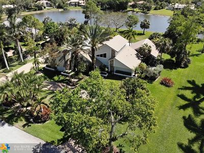 Coral Springs FL Single Family Home For Sale: $779,900