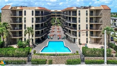 Fort Lauderdale Condo/Townhouse For Sale: 2029 N Ocean Blvd #502