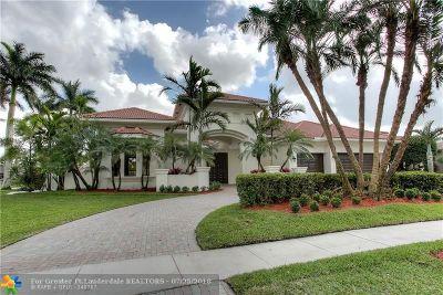 Plantation Single Family Home For Sale: 10502 Kestrel St