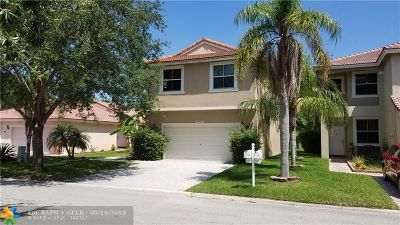Coral Springs Rental For Rent: 12281 NW 57th St