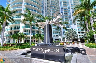 Fort Lauderdale Rental For Rent: 347 N New River Dr E #3011
