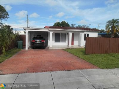 Oakland Park Single Family Home Backup Contract-Call LA: 5440 N Andrews Ave