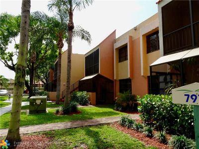Miami Condo/Townhouse For Sale: 7913 SW 104th St #G106