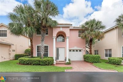Boca Raton Single Family Home For Sale: 7415 Panache Way