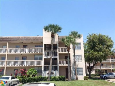 Tamarac Condo/Townhouse For Sale: 6000 NW 64th Ave #112
