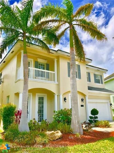 Fort Lauderdale Single Family Home For Sale: 2021 SW 14th Ter