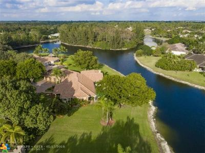Coral Springs FL Single Family Home For Sale: $1,095,000