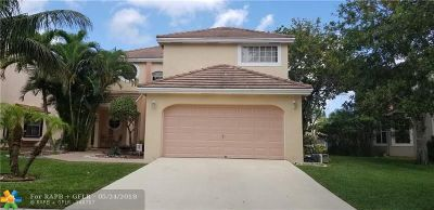 Parkland Single Family Home For Sale: 6350 NW 58th Way