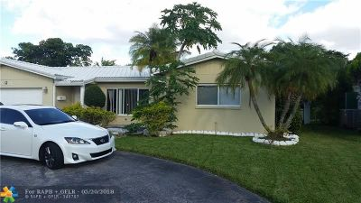 Coral Springs Rental For Rent: 4111 NW 75th Ave