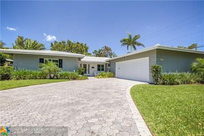 Fort Lauderdale Single Family Home For Sale: 1935 SE 24th Ave